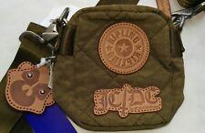 Kipling X JCDC Khaki Bag - by JC De Castelbajac - Brand New