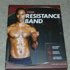 ~NEW BALLY TOTAL FITNESS 20LB Resistance Band! Nice FS~