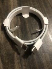 Original Apple USB-C TO USB-C Charging Data Cable Macbook Pro iPad MQGJ2AM/A A5