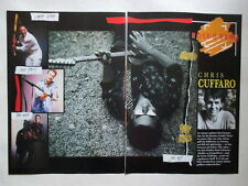 Photographer Chris Cuffaro Tommy Lee Motley Crue Costello clippings Germany