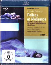 BLU-RAY DEBUSSY: PELLEAS ET MELISANDE Rodney Grilfry Isabel Rey WELSER-MÖST 2004