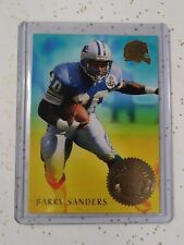 BARRY SANDERS ACHIEVEMENT AWARDS NM! *1994 FLEER ULTRA*