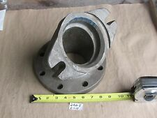 NEW WEIL PUMP 1267-A  DISCHARGE ELBOW  STAINLESS STEEL