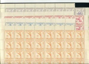 29743a) 1960 MNH New Olympic Games Rome 4v. ( n.40 Sets)