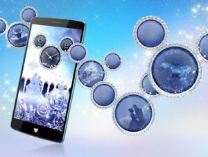 4G LTE DOCOMO LG DM-01G DISNEY SWAROVSKI ANDROID UNLOCKED SMARTPHONE