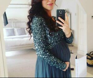 Maya maternity evening dress - SIze 12uk