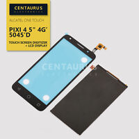 "For Alcatel OneTouch Pixi 4G 5045 4 5"" Full LCD Display Touch Screen Assembly US"