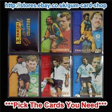☆ Panini Gold Collection England Stars 1996 (VG) *Pick the Cards You Need*
