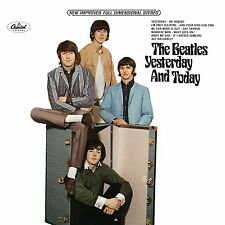 Yesterday And Today Limited Edition The Beatles Audio CD