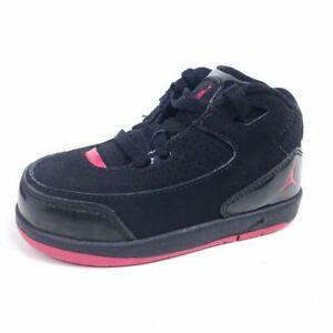 Air Jordan Baby Size 7C Toddler Shoes Infant Pink Black 428845-009 High Top