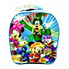 Official Boys Mickey Mouse Junior Backpack Travel Back To School Ideal Gift
