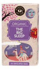 Organic THE BIG SLEEP Infusion Thé 20 sachets
