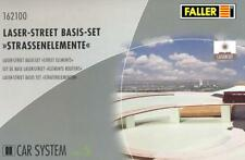 "Faller 162100 N - CAR- SYSTEM "" Laser- Street Basis- Set ""  NEU & OvP"