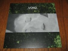 "VOND ""Green Eyed Demon"" LP  mortiis cold meat industry"