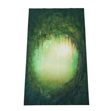 3X5FT Vinyl Studio Backdrop Photography Fairy Tale Forest Photo Background Y3Y1