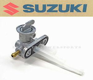 Suzuki Fuel Gas Valve Petcock LT160 LT230 S LT250 Quadsport QuadRunner #F91
