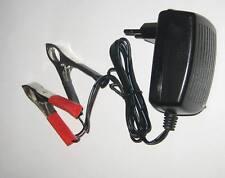 starkes Automatik-Ladegerät für 6Volt Blei-Akkus bis 12Ah 1,2A 1200mA 6V PEREGO
