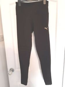 PUMA ANKLE MOTO 7/8 TIGHTS SIZE 12
