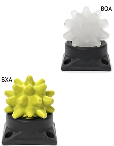 Rumble Roller Beastie Ball Massage Tool (Original, X-Firm, Base) BXA BOA