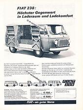 FIAT - 238-1969 - pubblicità con loghi pubblicità-Genuine Advertising-NL-commercio di spedizione