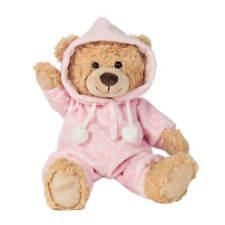 Teddy Hermann 91386 - Schlafanzugbär rosa