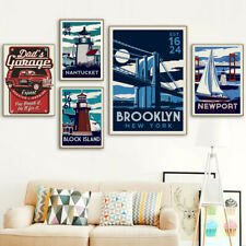 Scenery Picture Canvas Poster Picture Wall Hangings Living Room Home Art Decor