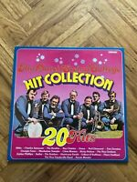 "THE DUTCH SWING COLLEGE - HIT COLLECTION 20 HITS - 12"" VINYL LP FREE UK POST."