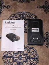 Uniden R1 DSP Long Range Radar/Laser Detector - Black