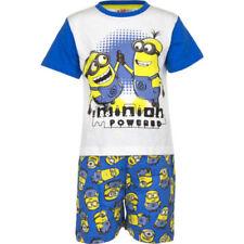 Bas de pyjama bleu pour fille de 2 à 16 ans