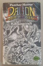 Dagon And Other Macabre Tales - H. P. Lovecraft - Panther Horror 1969