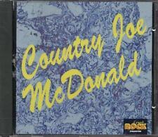 Country Joe Mcdonald - Il Grande Rock Italy Press CD Perfetto