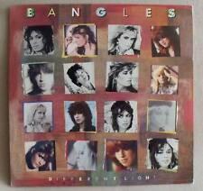 Bangles DIFFERENT LIGHT Columbia, CBS, 1986 vinile album LP