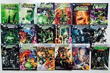 Blackest Night / Brightest Day set - Green Lantern - DC comics - 18 books (eb3)