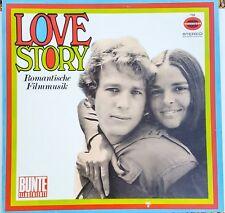 Love Story Vinyl LP BUNTE ILLUSTRIERTE SOMERSET Germany 1970 RARE  738 STEREO