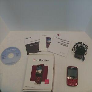 BlackBerry Curve 8520 - Fuchsia (T-Mobile) Smartphone