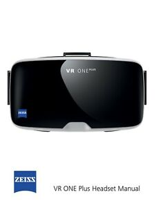 ZEISS VR One Plus - Virtual Reality Smartphone Headset White #0398