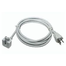 6 Foot AC Power Adapter Extension Wall Cord