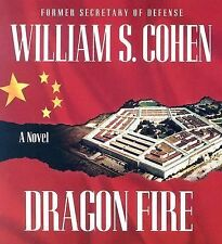 Dragon Fire by William S. Cohen (2006, CD, Abridged)