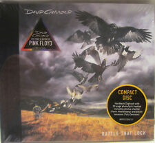 David Gilmour - Rattle That Lock - NEW CD - Hardback Digibook - Pink Floyd