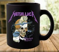 Metallica Damage Coffee Mug