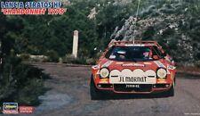 Hasegawa 1/24 Lancia Stratos HF Winner 6 tour de corse 1975 B. Darniche #20282