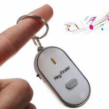 Sonoro Con Key Un Finder Trovachiavi Fischio Portachiavi Luce Led Distanza 5 MTg