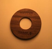 Guilford Cocobolo Plain Toggle Switch Plate - Gibson Switchcraft - USA