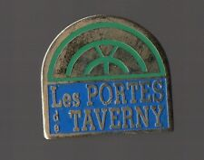Pin's centre commercial / Les portes de Taverny
