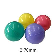 500 Colores Bolas Para Baño de 7cm Babybaelle Plásticas Bebé Juego
