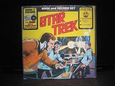 Star Trek Book and Record Set BR 513 -RECORD