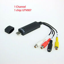 UTV007 Chipset Capture Easiercap USB2.0 Video Audio Adapter for Android system