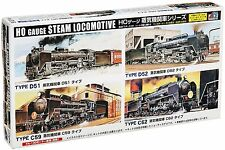 Arii 715048 HO Gauge Steam Locomotive Type C62 1/80 Scale Kit (Microace)