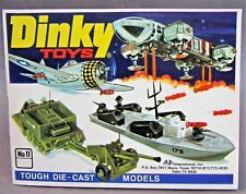 1975  USA #11 DINKY Diecast Toys CATALOG Hi Grade condition