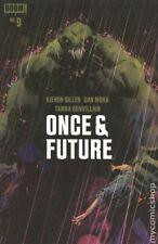 Once and Future #8B Mora Variant 2nd Printing FN 2020 Stock Image